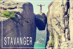 Hike the fjords in Stavanger | Travel in Norway | Hike to Kjerag | Boulder wedged in the mountains | Travel to Stavanger