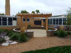 Outdoor Classrooms for Schools | Deephaven Elementary School / Interactive Outdoor Classroom