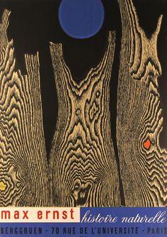 Max Ernst - Historie Naturelle, Colour lithograph, 63.2 x 45