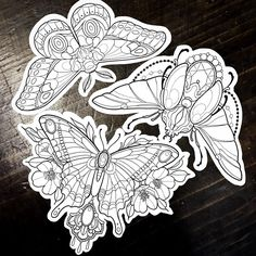 New Tattoo Designs Animals Popular 16 Ideas - Best Tattoos Future Tattoos, New Tattoos, Body Art Tattoos, Tattoo Drawings, Sleeve Tattoos, Tattoo Sketches, Flash Tattoos, Tatoos, Monarch Butterfly Tattoo