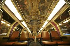 RER Paris-Versailles = French Trains Transformed into the Palace of Versailles - My Modern Metropolis