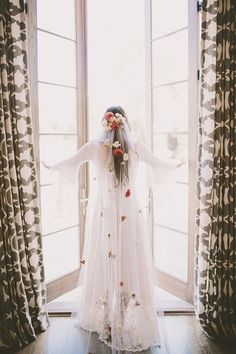 """I can't even with this wedding!! The whole affair is just spectacular. EVERY.SINGLE.DETAIL. FROM THE BRIDE: """" One Year ago I made the easiest decision of my life. If I had to ch…"""