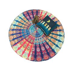 Hot Large Indian Mandala Tapestry Wall Hanging Boho Printed Beach Throw Towel Yoga Mat Table Cloth Bedding Home Decor <3 Clicking on the VISIT button will lead you to find similar product