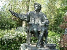 Belgrave Square in Belgravia, Greater London