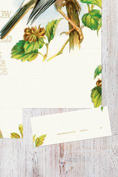 2014 Matter New Year Package 02 / Matter Strategic Design. via FPO #print #foilstamp #graphic_design
