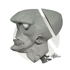(2) Max Grecke - Headshot #99 Zombie profile. My Patreon page:...