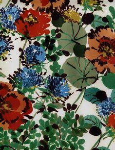 Floral vintage by Luli Sanchez
