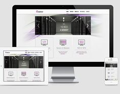 """Check out new work on my @Behance portfolio: """"Responsive Concept Website for ITcompany"""" http://be.net/gallery/54445321/Responsive-Concept-Website-for-ITcompany"""