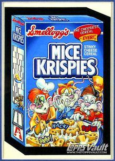 Mice Krispies