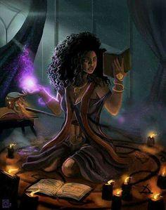 Starchildren again or Ashlands. Magic User
