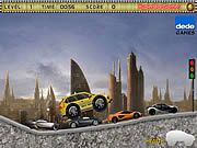 Get behind the wheel of your taxi monster truck and get your clients to their homes. Fun Games, Games To Play, Taxi Games, Free Fun, Online Games, Monster Trucks, Travel, Cool Games, Viajes