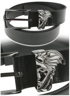 Versace Men's Belt Frm bd: Menswear styles New Hip Hop Beats Uploaded EVERY SINGLE DAY http://www.kidDyno.com