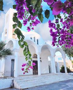 Beautiful Cherch at Paros , Greece Beautiful World, Beautiful Images, Wanderlust, Places To Travel, Places To Visit, Paros Island, Santorini Greece, Paros Greece, Road Trip