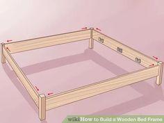 Image titled Build a Wooden Bed Frame Step 6