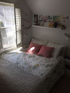 Sunny Funny Faced — My lovely little room additions ✨ Dream Rooms, Dream Bedroom, Home Bedroom, Bedroom Decor, Bedroom Wall, Wall Decor, Bedroom Themes, Bedroom Ideas, Aesthetic Room Decor