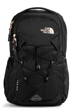 The North Face 'Jester' Backpack online backpacks for menNo Face No Face may refer to: The North Face, North Face Women, North Faces, Backpack Outfit, Black Backpack, Fashion Backpack, Black North Face Backpack, North Face Backpack School, Cute Backpacks For School