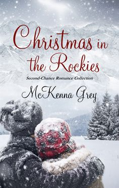 I'm happy to share the cover for Christmas in the Rockies, which will release October 1 in e-book and paperback! One romantic Christmas escape.