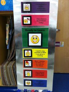 First Grade Critter Cafe': Behavior Management (Clip Up & Clip Down)