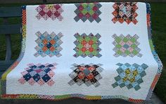 Great Granny Quilt Along