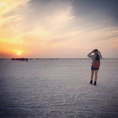 The White Rann of Kutch, India