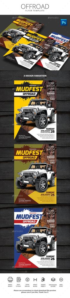 Travel Agency Flyer Pinterest Flyer Template Template And Brochures - Car and bike show flyer template
