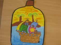 loď v láhvi