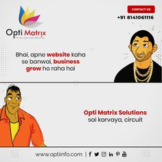 Here's what 'Munna Bhai' has to say when 'Circuit' sees the growth of the business. Contact us today to get started your website like Munna Bhai. 🖥️ www.optiinfo.com 📩 info@optiinfo.com 📲 +918141061116 🔗 wa.me/918141061116 #bollywoodcampaign #creative #creativespot #creativeoptic #topical #trending #trendingnow #seocompany #seolife #seomemes #searchengineoptimisation #seotipofday #seolife #seoranking #googlerankings #googleranking Website Design Services, Website Design Company, Bollywood Memes, Seo Ranking, Business Contact, Contact Us, Seo Company, Search Engine Optimization, Circuit