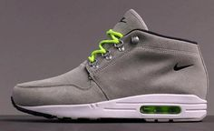 Nike Wardour Max 1 - October 2012 Collection. Hmm, a new silhouette