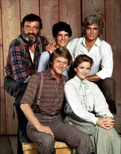 Little House on the Prairie show the later years...started  September 11, 1974, and ended on May 10, 1982. During the 1982-83 television season, with the departure of Michael Landon and Karen Grassle, the series was broadcast with the new title Little House: A New Beginning.