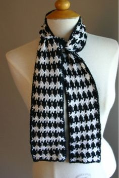 Maggie's Crochet · Scarves Crochet Pattern Leaflet