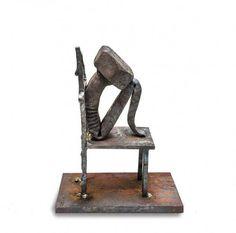 ► Des sculptures avec des boulons http://www.laregalerie.fr/des-sculptures-avec-des-boulons-en-acier/