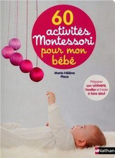 """Depuis plusieurs jours je """" jongle """" avec les différentes activités à proposer à Elisa, grâce à plusieurs ouvrages et surtout celui de Marie..."""