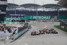 Tudo o que você precisa saber do palco da segunda etapa da Fórmula 1 2014: horários, tempo, números.