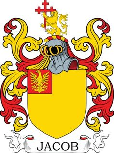 Jacob Family Crest and Coat of Arms