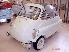 1955 Isocarro 500 Furgone
