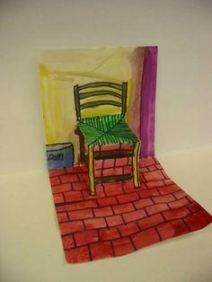 Van Gogh Pop-up Chairs