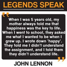 John Lennon The Beatles quote Beatles Quotes, John Lennon Quotes, Beatles Love, John Lennon Beatles, Beatles Songs, Music Quotes, Some Quotes, Best Quotes, Funny Quotes
