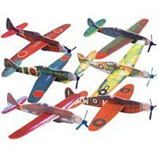Foam Glider Plane, 2015 Amazon Top Rated Airplane Construction Kits #Toy