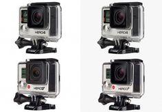 GoPro Hero4 vs GoPro Hero3+: comparativa cámaras deportivas