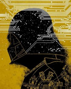 Star Wars: Episode IV - A New Hope ~ Alternative Movie Poster by Edgar Ascensao Leia Star Wars, Star Wars Art, Star Trek, Star Wars Personajes, Space Battles, Star Wars Models, Alternative Movie Posters, Star Wars Collection, Love Stars