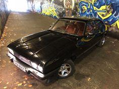 Ford Capri, Vehicles, Black, Black People, Car, Vehicle, Tools