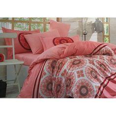 Lenjerie de pat dublu din Bumbac 100% Poplin Silvana Chorale Comforters, Romantic, Blanket, Bedroom, Home, Choir, Creature Comforts, Quilts, Romantic Things