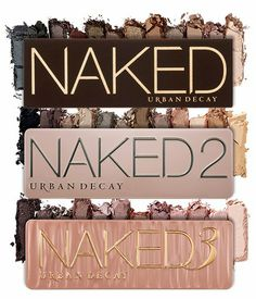 Find Out Which Naked Palette Is Right For You. Based on Skin Tone. I have a cool skin tone so looks like I'll be picking up Naked 2 & Naked 3 =)