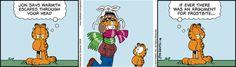 Garfield Comic Strip January 16 2016 on GoComics.com