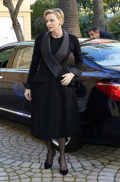Charlene, Princess of Monaco | 15 Insanely Fashionable Royals Who Aren't Kate Middleton