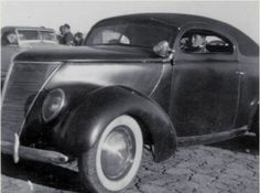 '37 Coupe AHRF