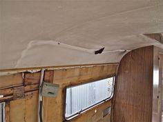 Overhead Lockers removed