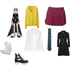 Maka by mey-rin on Polyvore