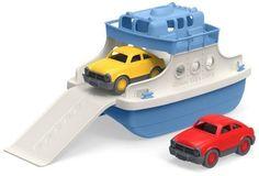 Green Toys Ferry Boat #GREENTOYS