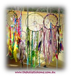 Dreamcatchers just hanging out together!